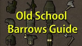 Runescape 2007 Barrows Safespot Guide - Old School RuneScape - RS07 - OSRS