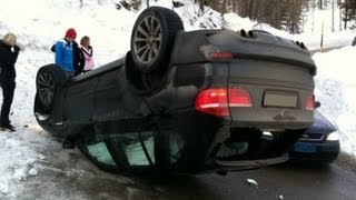Top 10 BMW Accidents [ Drift FAILS, Burnout FAILS, Crashes ]
