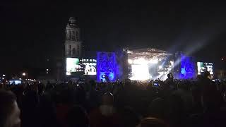 Pixies Where is my mind. #pixies #zocalo #semanadelasjuventudes #cdmx
