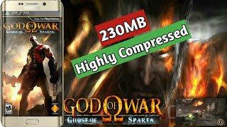 God of war ghost of sparta highly compressed