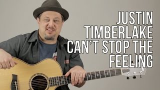 how-to-play-cant-stop-the-feeling-by-justin-timberlake-on-guitar-acoustic-songs