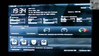 Unboxing ASUS M5A97 R2.0 SocketAM3+ (Installing CPU AMD FX 8150 Black Edition) & UEFI