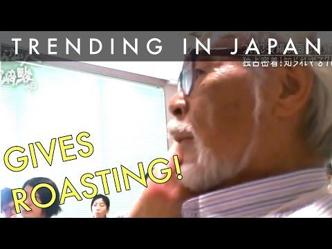 Hayao Miyazaki Roasts Engineers!! TRENDING IN JAPAN