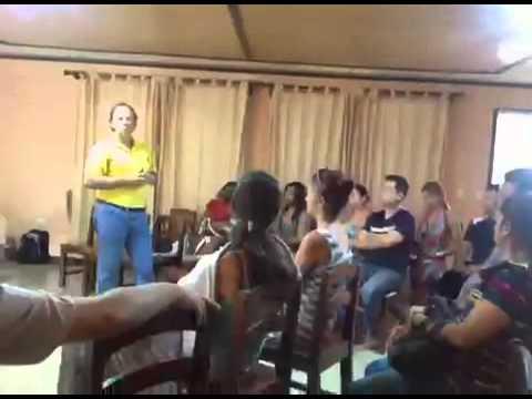 Charla de Oportunidad Organo Gold - Limon, Costa Rica 9 Juni