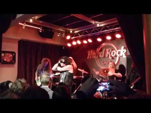 Joe Lynn Turner  Endlessly @ Hard Rock Cafe OsloNorway March 24 2017
