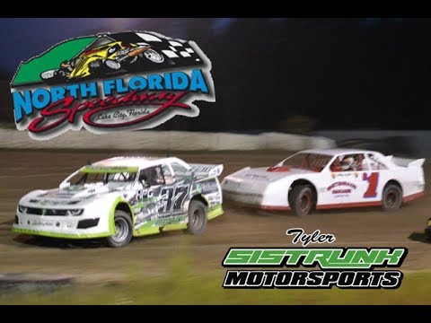 Tyler Sistrunk Motorsports - North Florida Speedway - Feature Race - 6-24-2017