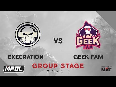 Execration vs Geek Fam vod