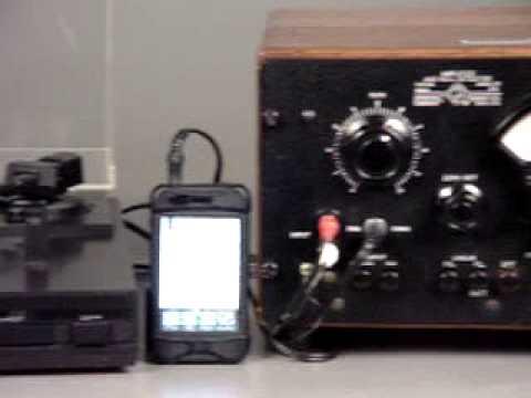 GENERAL RADIO 1231 B AMPLIFIER B13 MOV1