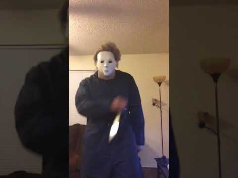 For That Pussy Challenge (Michael Myers Edition) IG: kluxe2raw AMOS: djk_luxe
