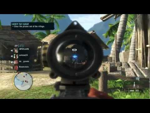 Far Cry 3 - Online Co-op - Chapter: Overboard