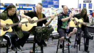 5 five finger death punch plays stranger than fiction live acoustic best buy