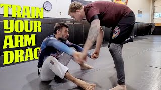 How to Train Y๐ur Arm Drag to Make It Fast and Instinctive (Drill)