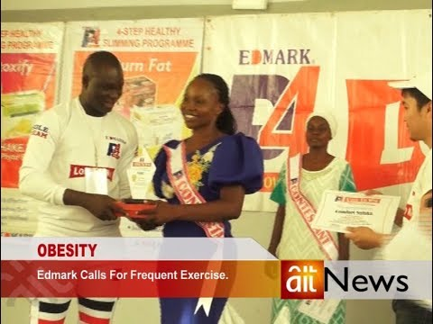 African Independent Television (AIT) News - Edmark Osogbo's P4 LTW & Expo