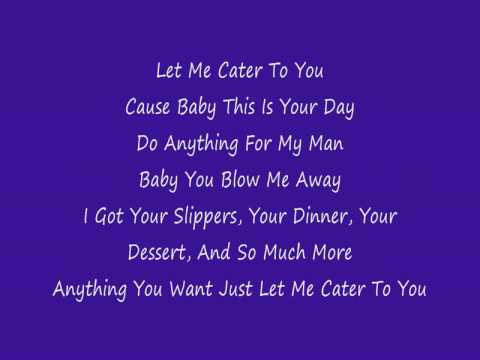 Destiny's Child Cater 2 U Lyrics - YouTube