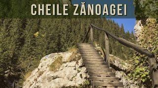 Traseu in Bucegi: Cheile Zanoagei - Cascada 7 Izvoare