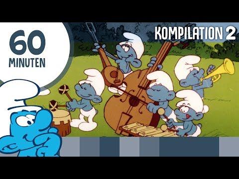 60 Minuten Schlümpfe • Kompilation 2 • Die Schlümpfe