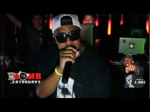 NEW!!!  Swishahouse presents  D JONES 3 Bad -LIVE PERFORMANCE