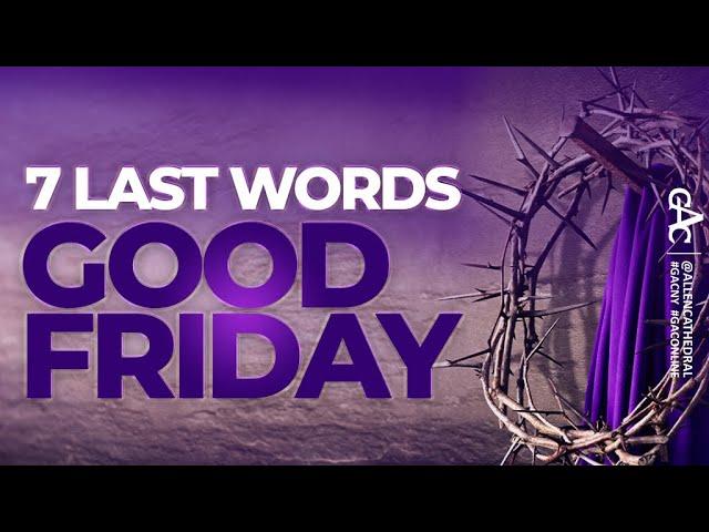 Good Friday Worship   Allen Virtual Experience