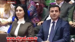 PKK/HDP, CHP'nin yürüyüşüne katılıyor
