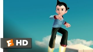 Astro Boy (3/10) Movie CLIP - Rocket Boots (2009) HD