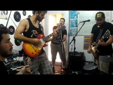 Everlong (Foo Fighters cover) - Banda Holy Sheep