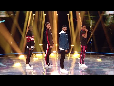 Rak-Su Turn Into Rak-SLAY With Powerful Original Dimelo - Live Shows Week 2 | The X Factor UK 2017
