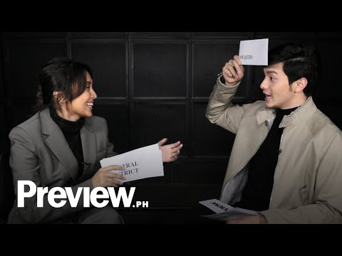 Alden Richards and Kathryn Bernardo Play Pinoy Henyo | Preview Challenge | PREVIEW