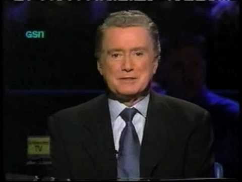 Henry Olsen on primetime Who Wants to be a Millionaire part 1