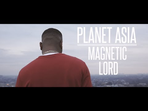 """PLANET ASIA """"Magnetic Lord"""" (prod. by izznyce) -'The Golden Buddha' is out now!"""