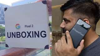 Google Pixel 2 XL Unboxing & First Look + GIVEAWAY!!! #TeamPixel thumbnail