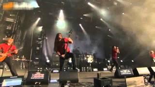 Heaven Shall Burn - 02 Voice Of The Voiceless - Wacken 2011