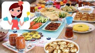 Kahvaltı Sofrası #enuzunkahvaltıkeyfi