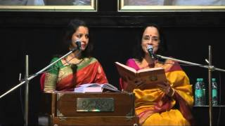 Live at SAIoC - Shreya Guha Thakurta (Rabindra Sangeet with Narration by Saswati Guha Thakurta)