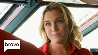 Below Deck Mediterranean: Hannah Reports Danny to the Captain (Season 1, Episode 9) | Bravo