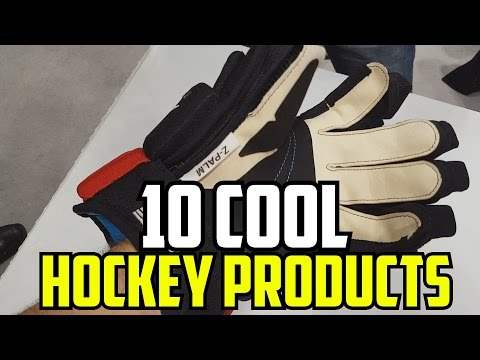 Coolest Hockey Products in 2016