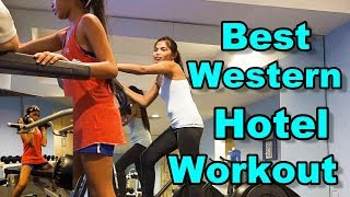 Ways to stay fit while traveling | Manila Philippines