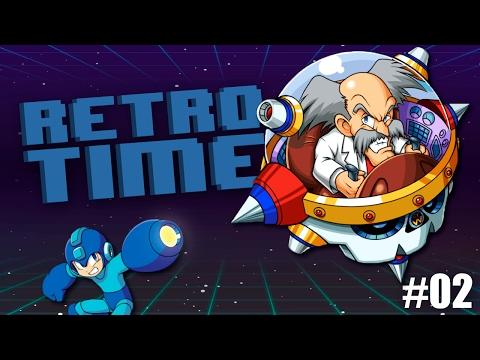 Retro Time 2  Megaman VII gameplay pt2 (Junk man e Ice man)