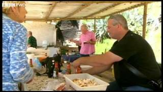 Rick Experiences Catalonia's Culinary Delights -  Rick Stein's Spain - BBC Two