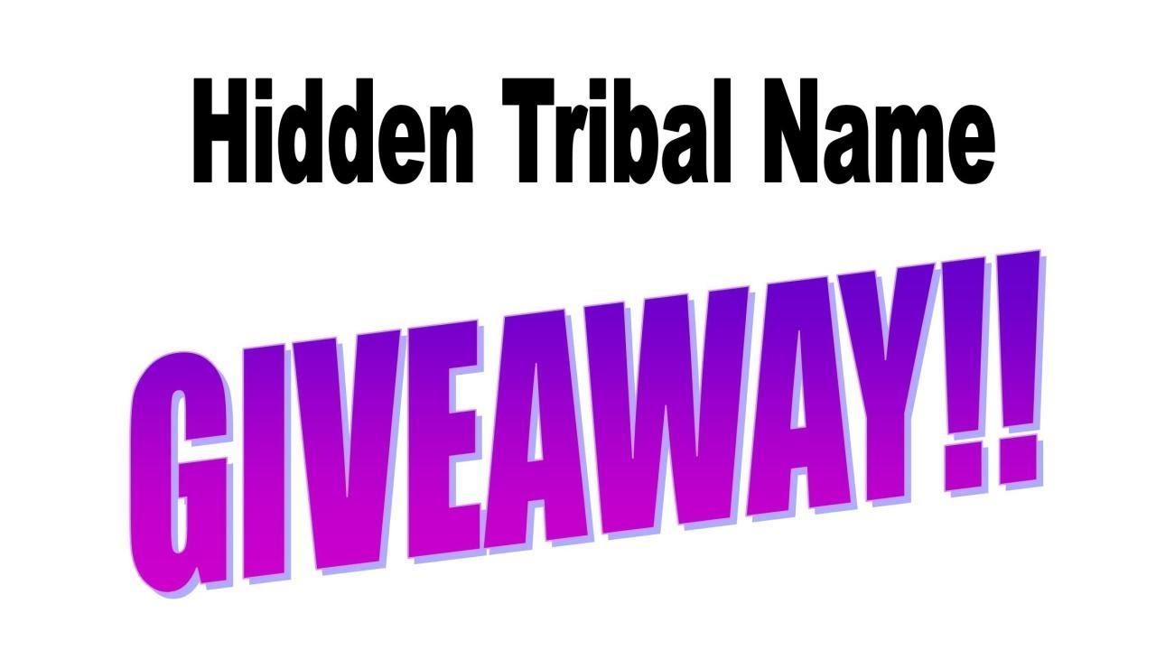 hidden tribal name tattoo design giveaway vertical names only youtube. Black Bedroom Furniture Sets. Home Design Ideas
