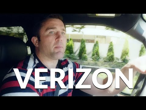 Chael Sonnen has a problem with Verizon Wireless...