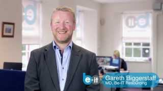 BE-IT Resourcing Success Story