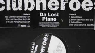 CLUBHEROS-DA LOST PIANO(EDIT)