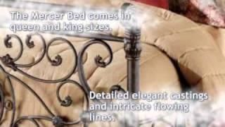 Mercer Bed - Hillsdale Furniture