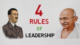 ✅How to think like a leader ?(HINDI) - Leadership Skills - The Magic of Thinking Big (Part-3)