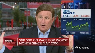 Oracle CEO Mark Hurd on cloud security and autonomous database tech