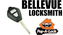 Bellevue Locksmith Pop-A-Lock Makes Automotive Keys | 615 469-2418