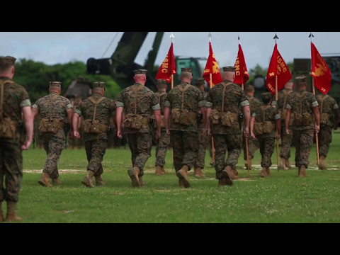 Top enlisted Marine in Okinawa retires after 32 years of service