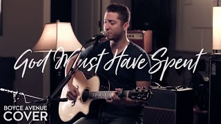 N'SYNC - God Must Have Spent (Boyce Avenue acoustic cover) on Spotify & Apple thumbnail