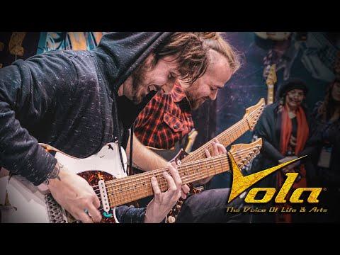 Vola Guitar Namm 2020 | Pierre Danel & Quentin Godet LIVE DEMO