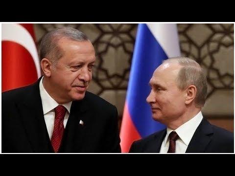 Ost und West im Syrienkrieg: Türmt die Türkei?